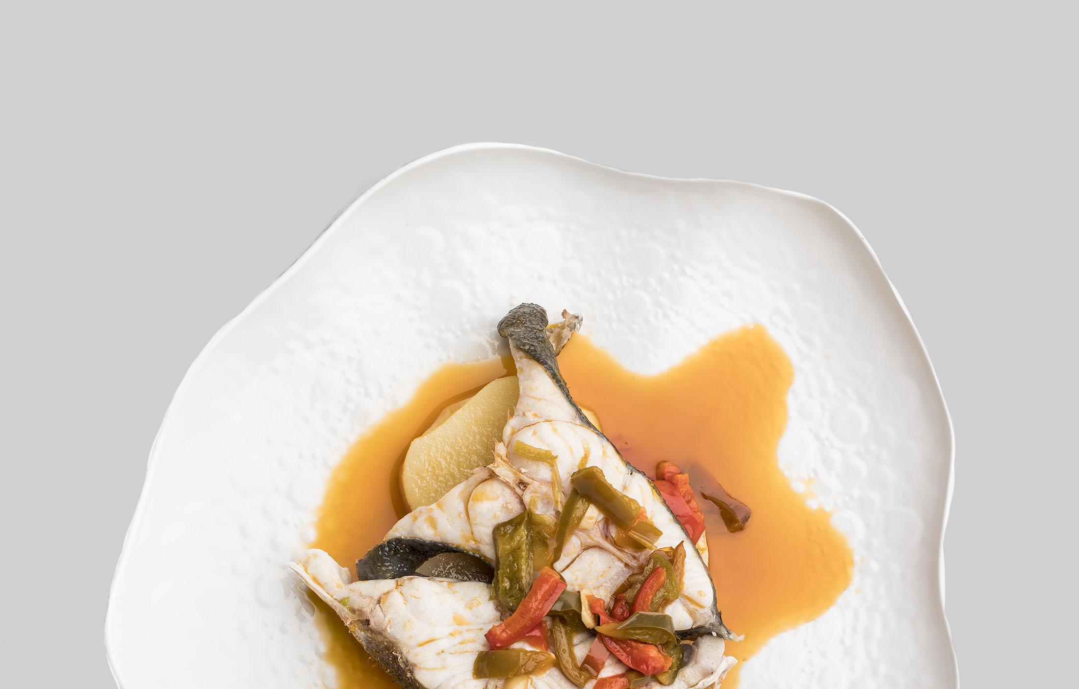 Caldeirada de pescados de roca de Costa da Morte